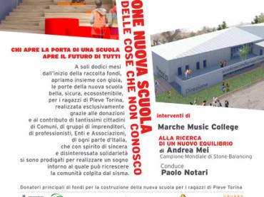 Nuova scuola per il comune terremotato di Pieve Torina
