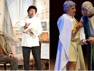 Teatro Arbostella: risate sotto l'albero di Natale