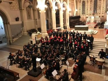 La Sinfonica Giovanile ha concluso la tournée natalizia