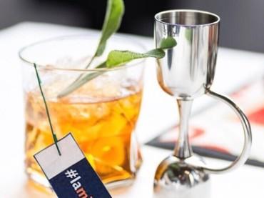 #aperitivoannodelciboitaliano i barman dell'albeghiero N. Bergese promuovono la Liguria e le sue aromatiche