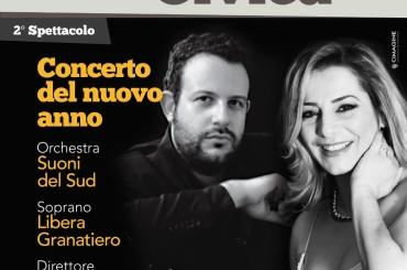 Il Concerto di Capodanno a Vieste è con Musica Civica