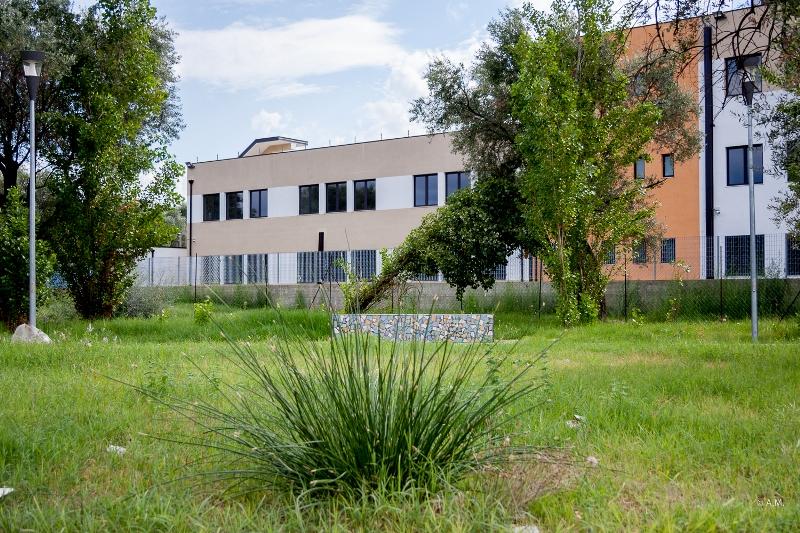 ROSSANO Nuovo edificio Istituto istruzione superiore Itas Itc (3)