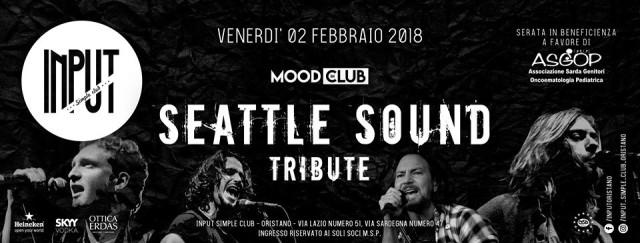 Seattle Sound Tribute Grunge