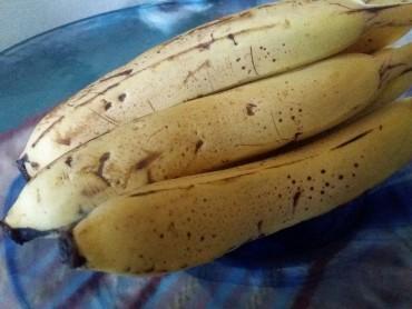 La dieta delle banane