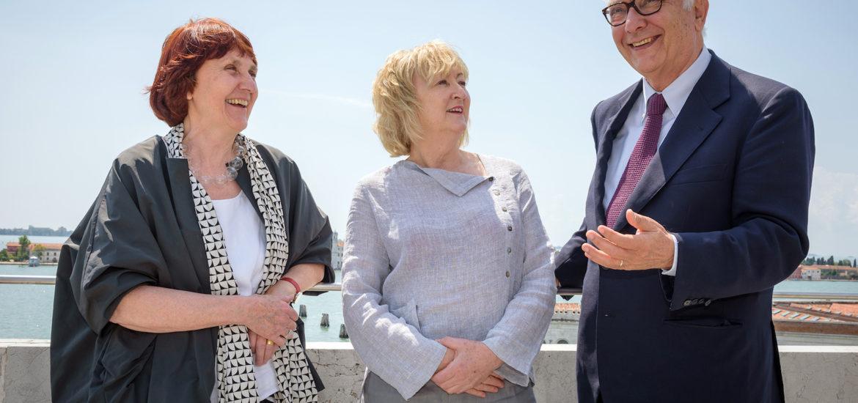 Farrell e mcnamara dal riba alla biennale mediterranews - British institute milano porta venezia ...