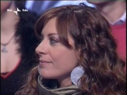 Francesca Fagnani ed Enrico Mentana insieme