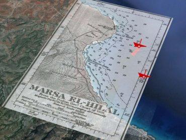 14 relitti della II guerra mondiale scoperti tra Tunisia e Libia