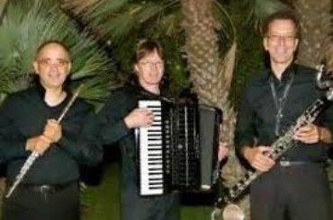 Kaleido Trio in concerto in concerto per AMA Calabria all'Auditorium Casa Canonica di Melicucco