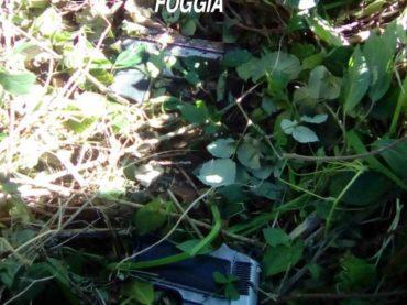 I Carabinieri Cacciatori ritrovano due pistole pronte a far fuoco. Agguato in corso?