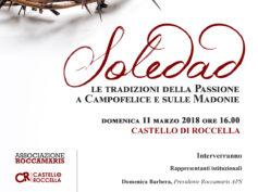 """seminario """"Soledad. Le Tradizioni della Passione a Campofelice e sulle Madonie"""""""