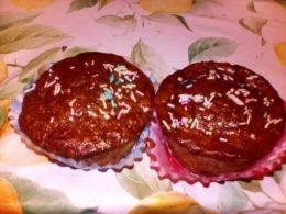 I Tortini di cioccolato e colomba
