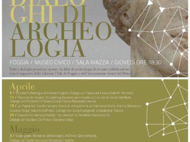 """Dialoghi di Archeologia"" a Foggia"