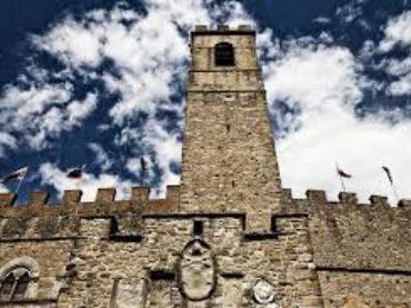 Il fantasma di Matelda in Toscana al castello di Poppi