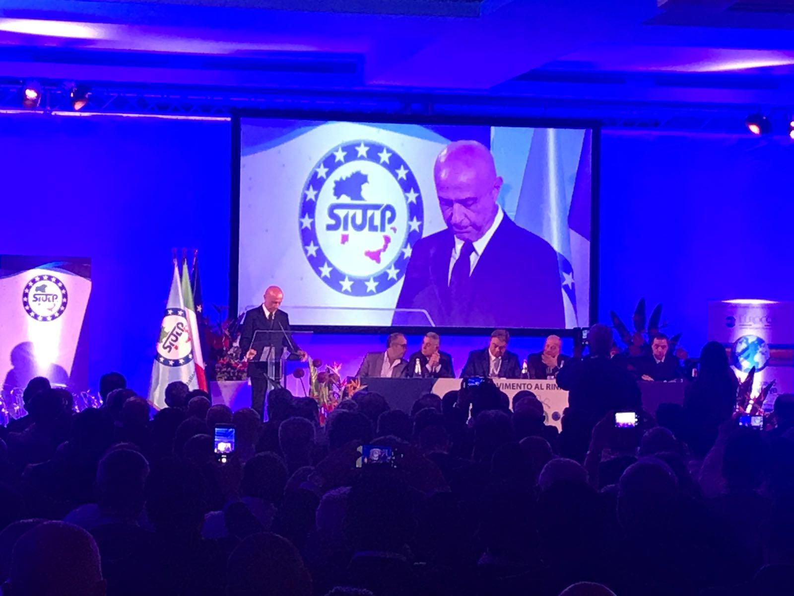 Siulp: confermato Romano, segretario generale.Confermati Annunziata e Caracciolo