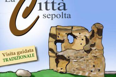 """SAC TRATTURARTE – ALTO TAVOLIERE: SABATO 16 GIUGNO VISITA GUIDATA """"LA CITTA' SEPOLTA"""" A SAN PAOLO DI CIVITATE"""
