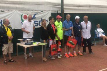 Tennis Liguria Successo a Garlenda per il Torneo FISDIR