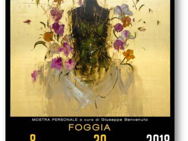 Luca Bellandi in mostra a Foggia presso la Contemporanea Galleria d'Arte