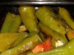 I friggitelli in padella un piatto delizioso