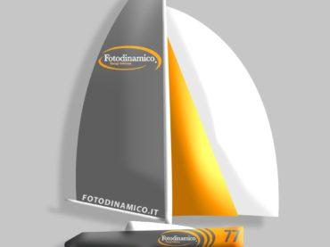 Lima Fotodinamico dell'associazione  New Sardiniasail alla regata più grande del mondo: la Barcolana