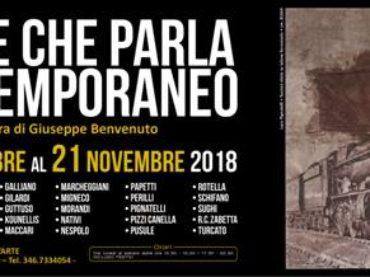 È a Foggia che l'arte parla contemporaneo. Appuntamento alla Contemporanea Galleria d'Arte