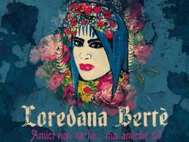 Loredana Bertè pubblica un disco di inediti