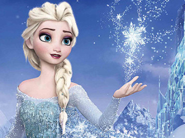 Carnevale: regina delle sfilate Elsa Frozen