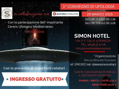 Convegno Pomezia 29.3.2015