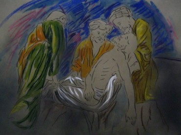 Pasqua 2015 in Sicilia Il Giovedì Santo a Caltanissetta