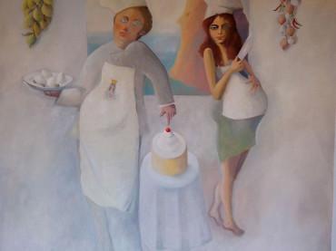 Vigevano dall'11 di aprile storie di Cucina, cuochi e piatti