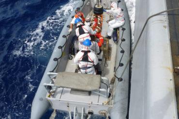 Mare Sicuro: proseguono le operazioni della Marina Militare