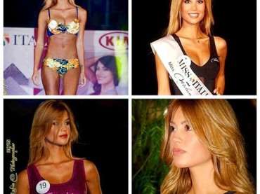 Miss Sardegna: Manuela Galistu
