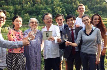 Expo e Territori: gli studenti della Valle Arroscia con i buyer internazionali per cantine e frantoi