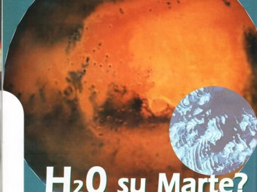 Acqua salata su marte. Piccaluga, ricercatore italiano,l' aveva gia' scritto nel 2007.