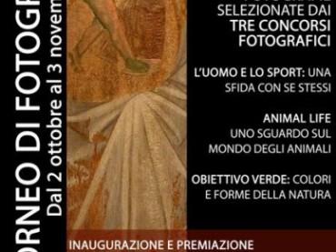 FOTOGRAFIA IN MOSTRA AL MUSEO DIOCESANO AL VIA LA II° EDIZIONE CITTA' DI SALERNO