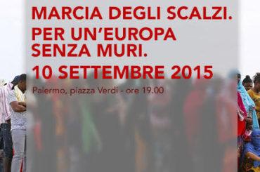 Palermo: 10 settembre, marcia delle donne e degli uomini scalzi