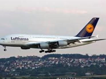 La compagnia aerea Lufthansa assume 4000 dipendenti