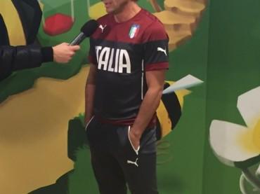 Antonio Conte all'asta per Fondazione Don Gnocchi