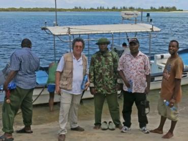 Kenya chiede la collaborazione della Regione Siciliana  ricerca e valorizzazione patrimonio culturale sommerso