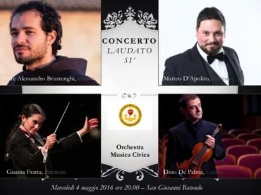 Grande concerto lirico-sinfonico per i 60 anni della fondazione di Casa Sollievo della Sofferenza