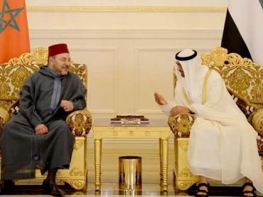 Re Mohammed VI visita Emirati Arabi Uniti. Sul tavolo cooperazione multidimensionale