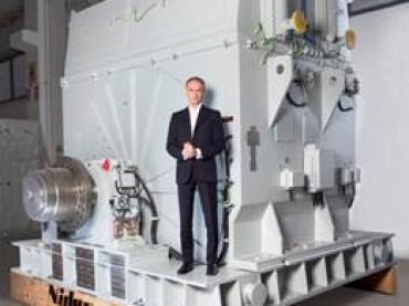 ORDINE DA 125 MILIONI DI EURO CON RUSSIAN ELECTRIC MOTORS (REM) PER NIDEC ASI