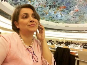 32eme Session du Conseil Droits de l'Homme delle Nazioni Unite a Ginevra