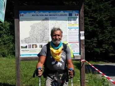 La traversata dei Monti Liguri sta per finire