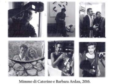 Al festival Dada anche gli artisti sardi Mimmo di Caterino e Barbara Ardau