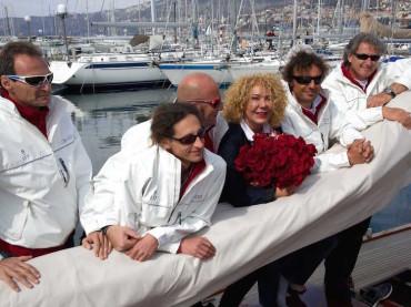 Vela d'Epoca: ARIA al 4º Trofeo Principato di Monaco a Venezia