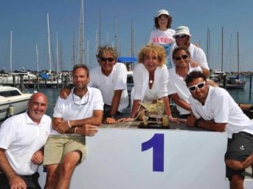 A Venezia ARIA vince il 4º Trofeo Principato di Monaco – Vele dEpoca in Laguna