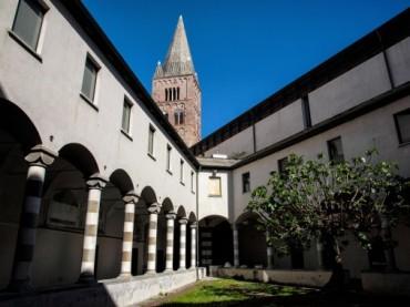 """Museo Sant'Agostino Genova, mostra """"Genova orizzontale e verticale Punti di vista"""""""