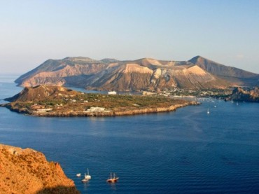 SiciliAntica e ATC in visita all'Isola di Vulcano