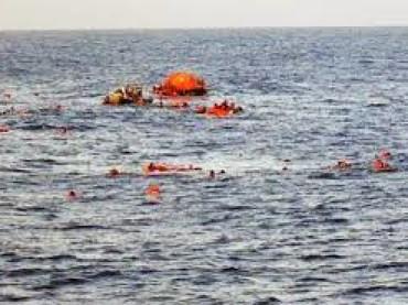 Ennesimo naufragio al largo delle coste di Creta