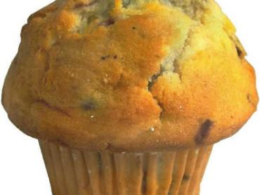 Muffin alla banana e ricotta, senza uova